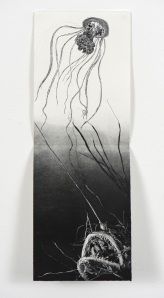 The lure of the South, intaglio print on rag paper, 2010 SOLD OUT